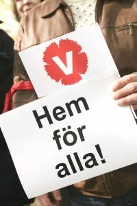 Nackavänstern 1 maj 2014 09